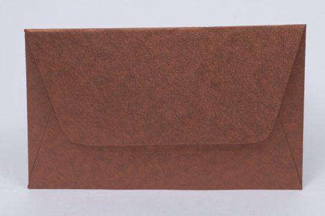 """Boríték Névjegy Curious Metal enyv. Copper """"73"""" (Rézmetál) 25db/csg"""