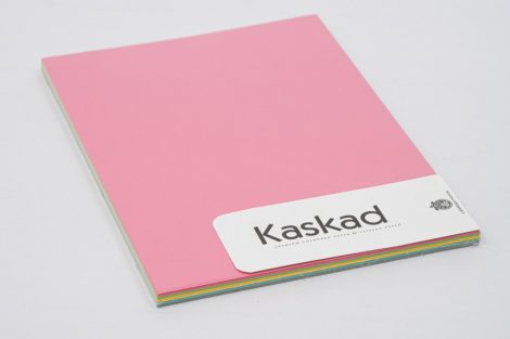 """Másolópapír Kaskad A/4 5x20ív pasztell """"P25"""" (25,55,65,75,85)"""