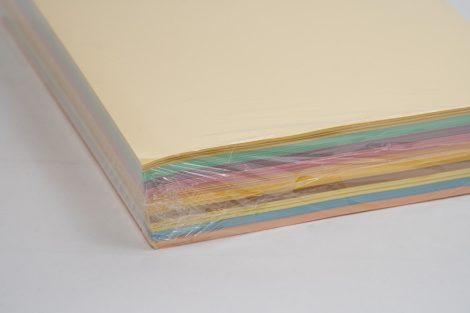 Másolópapír Kaskad A/4 80gr 10x50ív Pasztell MIX 500ív/csg
