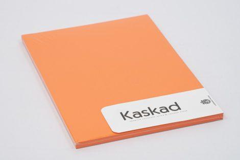"""Másolópapír Kaskad A/4 80g """"48"""" narancs 100ív/csg"""
