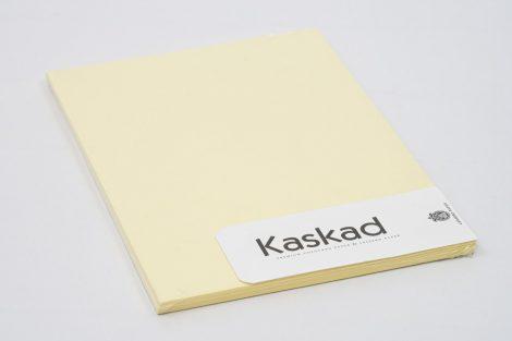 "Másolópapír Kaskad A/4 80g ""55"" sárga 100ív/csg"