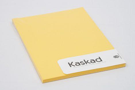 """Másolópapír Kaskad A/4 80g """"57"""" citromsárga 100ív/csg"""