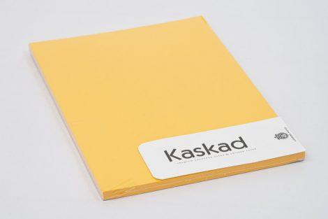 """Másolópapír Kaskad A/4 80g """"58"""" napsárga 100ív/csg"""