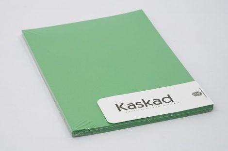 "Másolópapír Kaskad A/4 80g ""68"" smaragdzöld 100ív/csg"