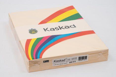 """Másolópapír Kaskad A/3 80g """"13"""" krém 500ív/csg"""