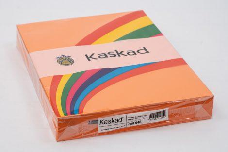 """Másolópapír Kaskad A/3 80g """"48"""" narancs 500ív/csg"""