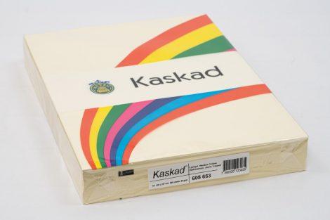 """Másolópapír Kaskad A/3 80g """"53"""" világossárga 500ív/csg"""