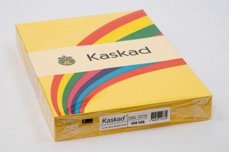 "Másolópapír Kaskad A/3 80g ""56"" repcesárga 500ív/csg"