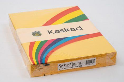 """Másolópapír Kaskad A/3 80g """"58"""" napsárga 500ív/csg"""