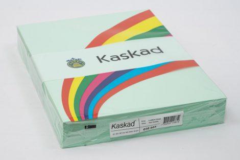 """Másolópapír Kaskad A/3 80g """"65"""" zöld 500ív/csg"""