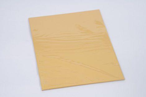 "Másolópapír Curious Metal A/4 120 gr Super gold ""10"" (Metálarany) 25 ív/csomag"