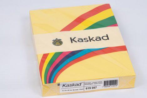 "Másolópapír Kaskad A/4 120g ""57"" kanári sárga 250ív/csg"