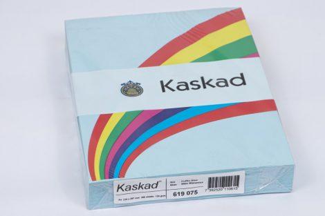 """Másolópapír Kaskad A/4 120g """"75"""" kék 250ív/csg"""