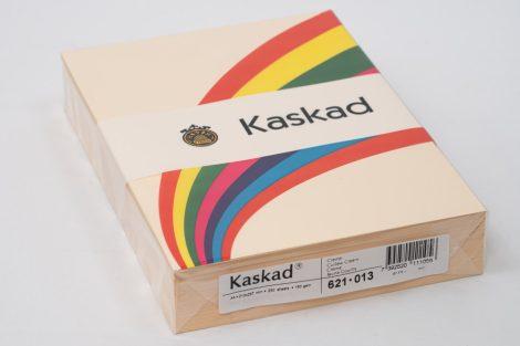 """Másolópapír Kaskad A/4 160g """"13"""" krém 250ív/csg"""
