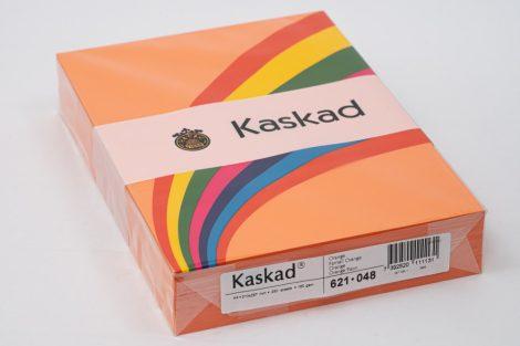 """Másolópapír Kaskad A/4 160g """"48"""" narancs 250ív/csg"""
