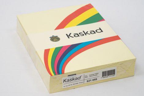 "Másolópapír Kaskad A/4 160g ""55"" sárga 250ív/csg"