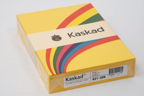 "Másolópapír Kaskad A/4 160g ""56"" repce sárga 250ív/csg"
