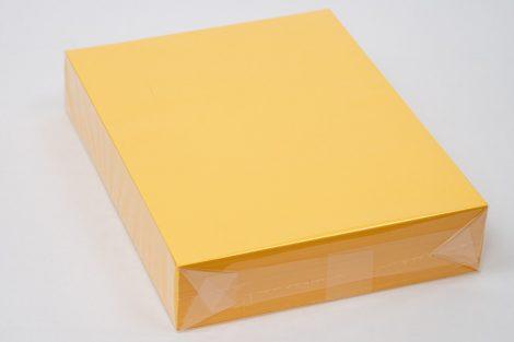 """Másolópapír Kaskad A/4 160g """"58"""" napsárga 250ív/csg"""