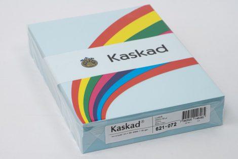 """Másolópapír Kaskad A/4 160g """"72"""" azurkék 250ív/csg"""