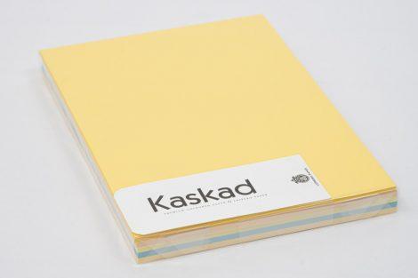 Másolópapír Kaskad A/4 160gr Pasztell MIX K57(57,45,54,75,55) 125ív/csg