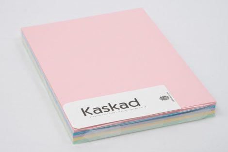 Másolópapír Kaskad A/4 160gr Pasztell MIX K25(25,53,77,85,65) 125ív/csg