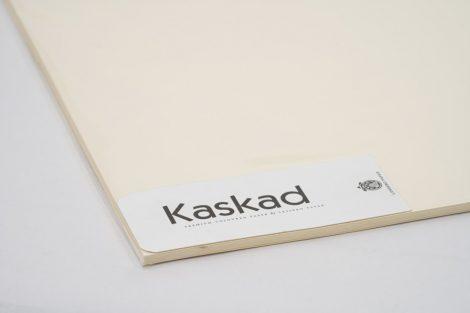 "Dekorációs Karton Kaskad 64x90 225g ""12"" vanília 100ív/csg"