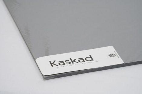 """Dekorációs Karton Kaskad 45x64 225g """"98"""" sötétszürke 100ív/csg"""