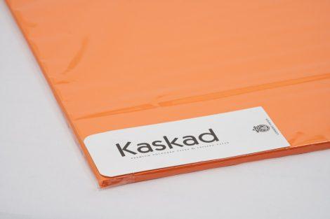"""Dekorációs Karton Kaskad 45x64 225g """"48"""" narancs 25ív/csg"""