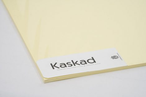 "Dekorációs Karton Kaskad 64x90 225g ""55"" sárga 100ív/csg"