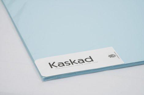 """Dekorációs Karton Kaskad 45x64 225g """"72"""" azúrkék 25ív/csg"""