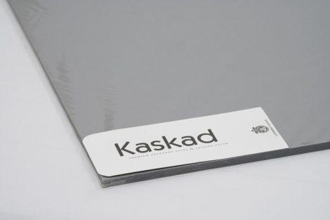 """Dekorációs Karton Kaskad 45x64 225g """"98"""" sötétszürke 25ív/csg"""