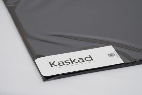 """Dekorációs Karton Kaskad 45x64 225g """"99"""" fekete 25ív/csg"""