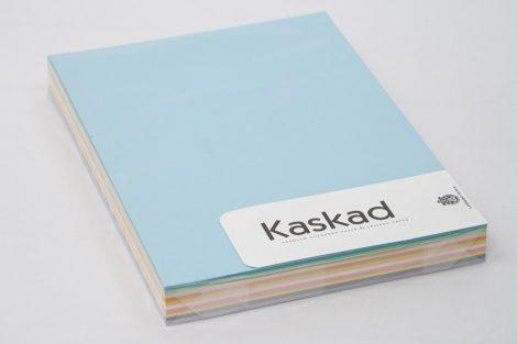Karton Kaskad A/4 225gr/2m PASZTELL MIX 100ív/csg