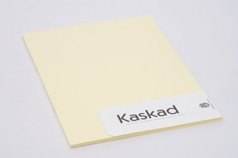 "Másolópapír Kaskad A/4 160gr ""55"" sárga 50ív/csg"