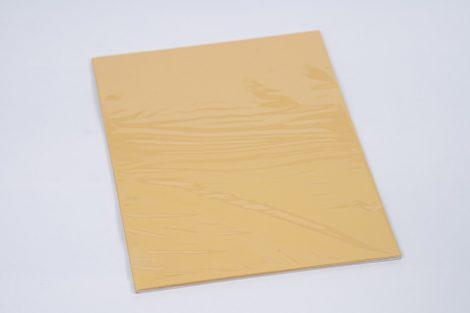 "Karton Curious Metál A/4 250gr Super gold ""10"" (Metálarany) 25ív/csg"