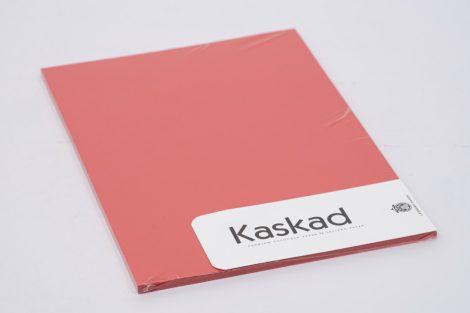 """Karton Kaskad A/4 225gr """"29"""" vörös 20ív/csg"""