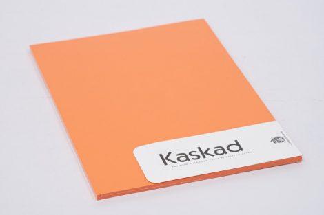 "Karton Kaskad A/4 225gr ""48"" narancs 20ív/csg"