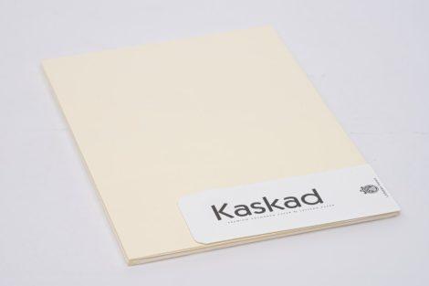 """Karton Kaskad A/4 225gr """"53"""" világossárga 20ív/csg"""