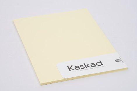 """Karton Kaskad A/4 225gr """"55"""" sárga 20ív/csg"""