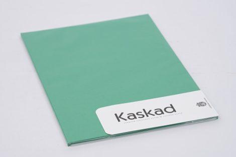 """Karton Kaskad A/4 225gr """"63"""" sötétzöld 20ív/csg"""