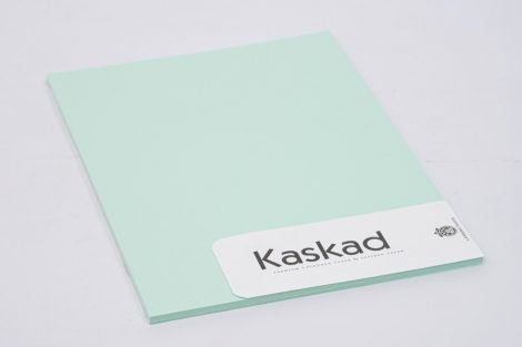 "Karton Kaskad A/4 225gr ""65"" zöld 20ív/csg"