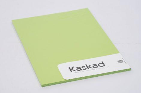 "Karton Kaskad A/4 225gr ""66"" limezöld 20ív/csg"