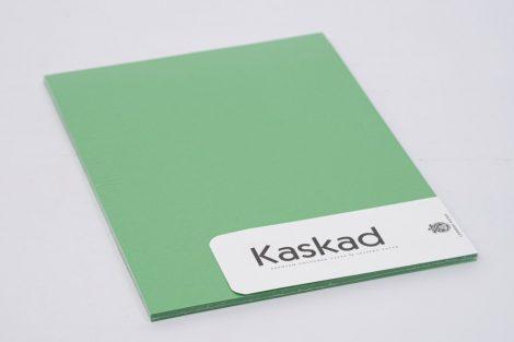 """Karton Kaskad A/4 225gr """"68"""" smaragdzöld 20ív/csg"""