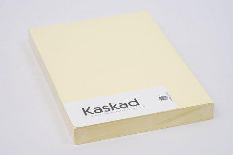 """Karton Kaskad A/4 225gr """"55"""" sárga 100ív/csg"""