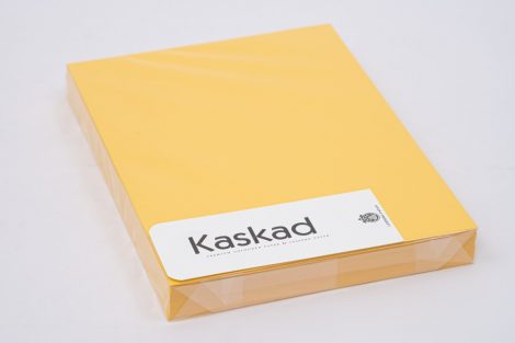 "Karton Kaskad A/4 225gr ""58"" napsárga 100ív/csg"