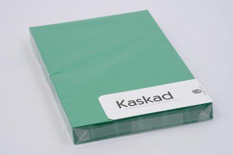 """Karton Kaskad A/4 225gr """"63"""" sötétzöld 100ív/csg"""
