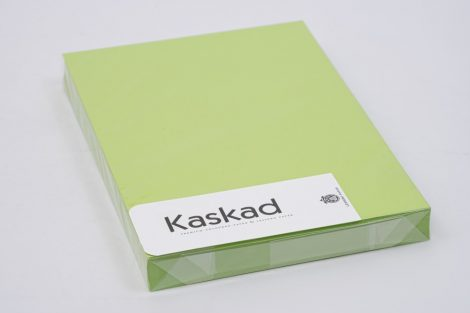 "Karton Kaskad A/4 225gr ""66"" limezöld 100ív/csg"