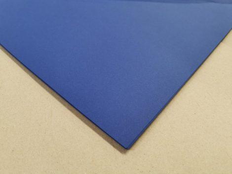 """Dekorációs karton anyagában színezett 50x70cm 220gr """"'35"""" sötétkék 25ív/csg"""