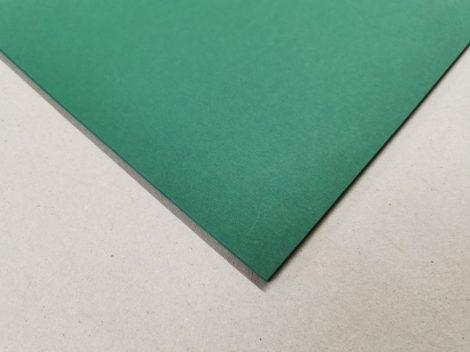 """Dekorációs karton anyagában színezett 50x70cm 220gr """"'58"""" sötétzöld 25ív/csg"""